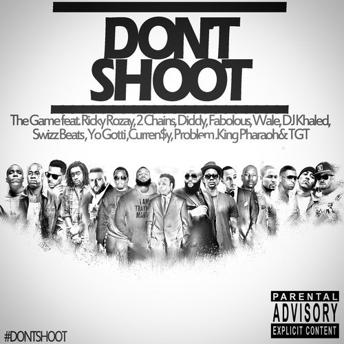 The game dontshoot