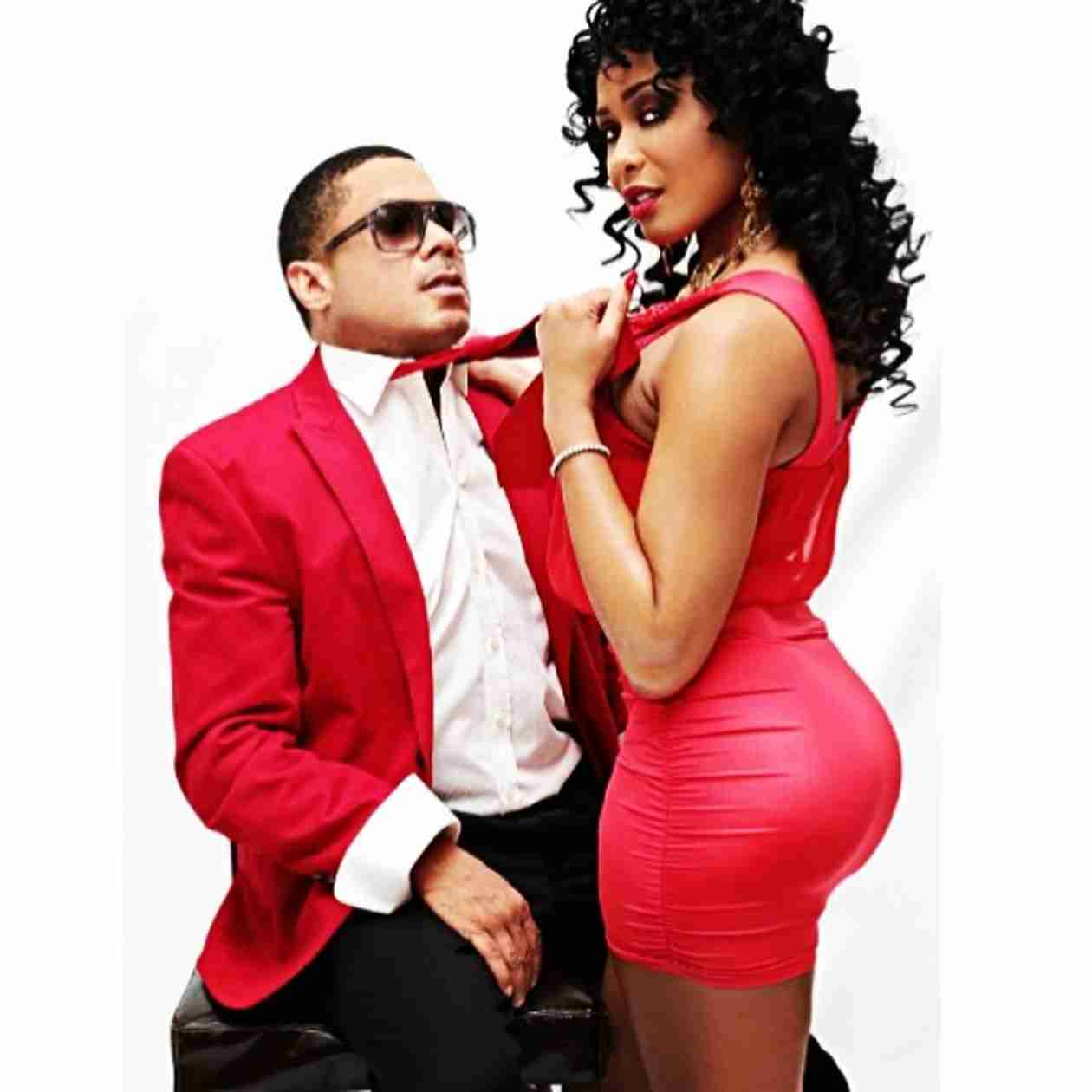 Pictures Benzino Fiance Althea naked (54 images), Boobs