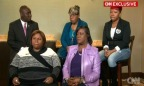 Moms Of Trayvon Martin, Michael Brown, Eric, Garner and Tamir Rice Talk To CNN's Anderson Cooper