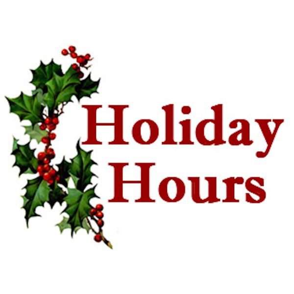 Grocery and Pharmacy Store Hours On Christmas Eve and Christmas ...