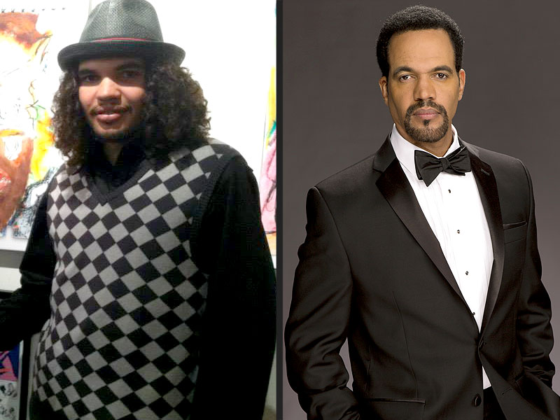 The young amp the restless soap star kristoff st john s son commits