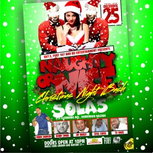 K975 Christmas Flyer