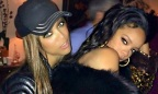 Click Flash: Tyra Banks Poses With Rihanna In A #RandomActOfFierceness