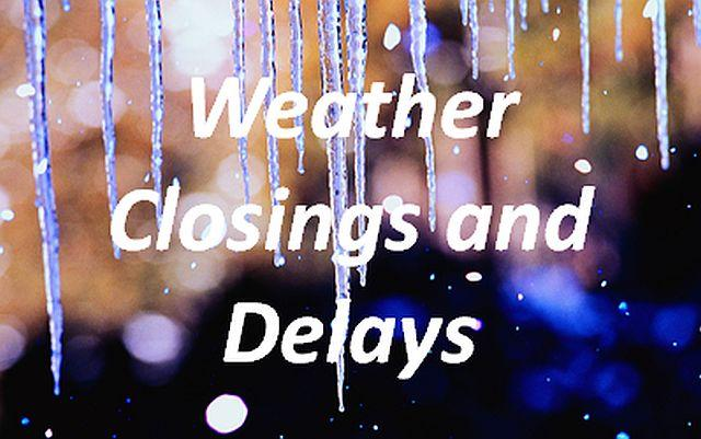 Weather-Closing