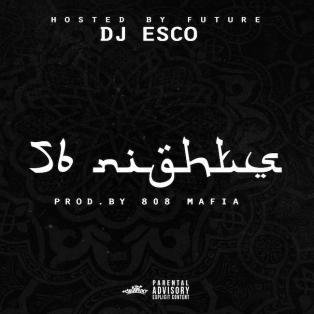 Future - 56 Nights (Cover)