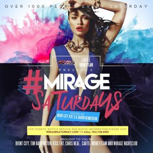 Mirage Nightclub 4.4 Event Post Graphic