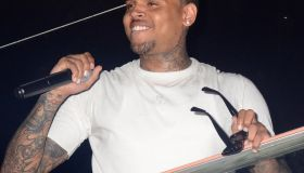 Chris Brown Party