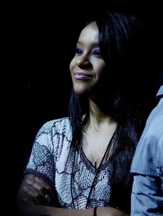 Whitney Houston Performs In Milan