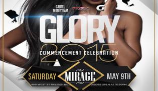 Mirage Graduation Celebration Event Post Graphic