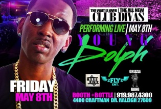 DIVAS Nightclub Event Post- Young Dolph Appearance