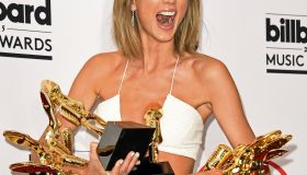 US-MUSIC-BILLBOARD MUSIC AWARDS-PRESS ROOM