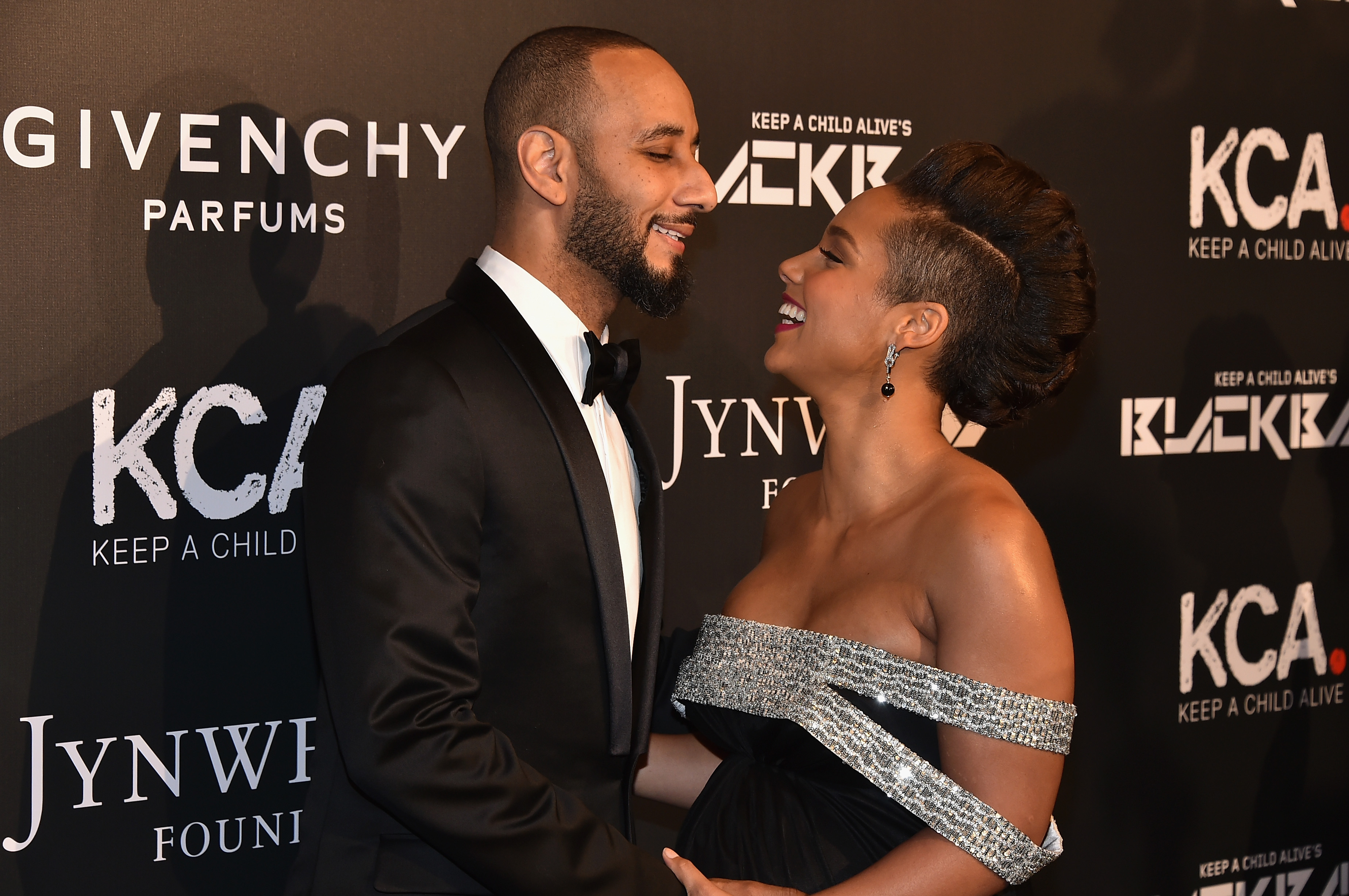 Keep A Child Alive's 11th Annual Black Ball - Arrivals
