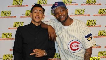 BJ The Chicago Kid Meet and Greet