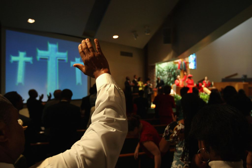 Church Supports Faithful Struggling Through Recession