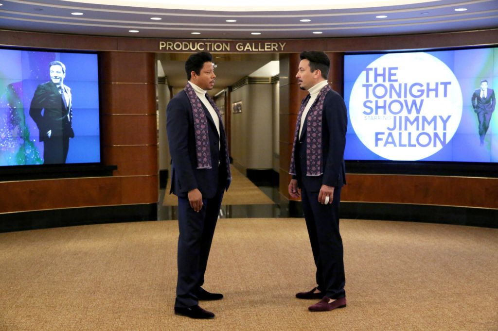 Terrence Howard, Jimmy Fallon