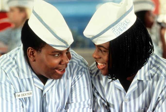 Kenan Thompson And Kel Mitchell In 'Good Burger'
