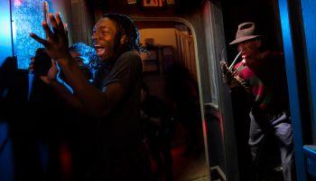 Freddy vs. Jason Universal Orlando Halloween Horror nights