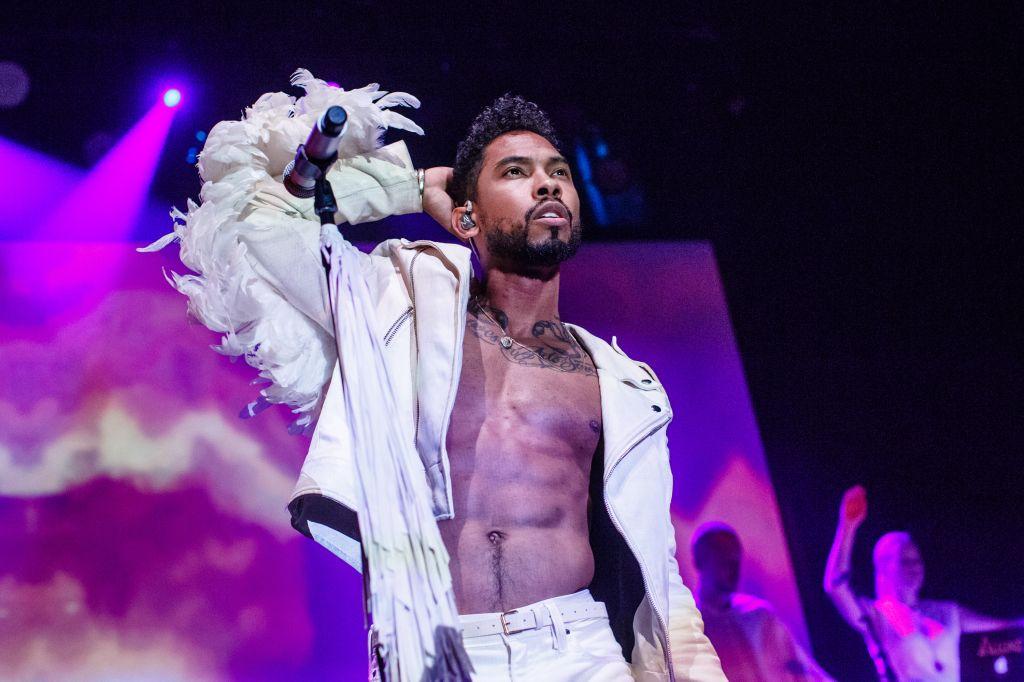 Miguel In Concert - New Orleans, LA