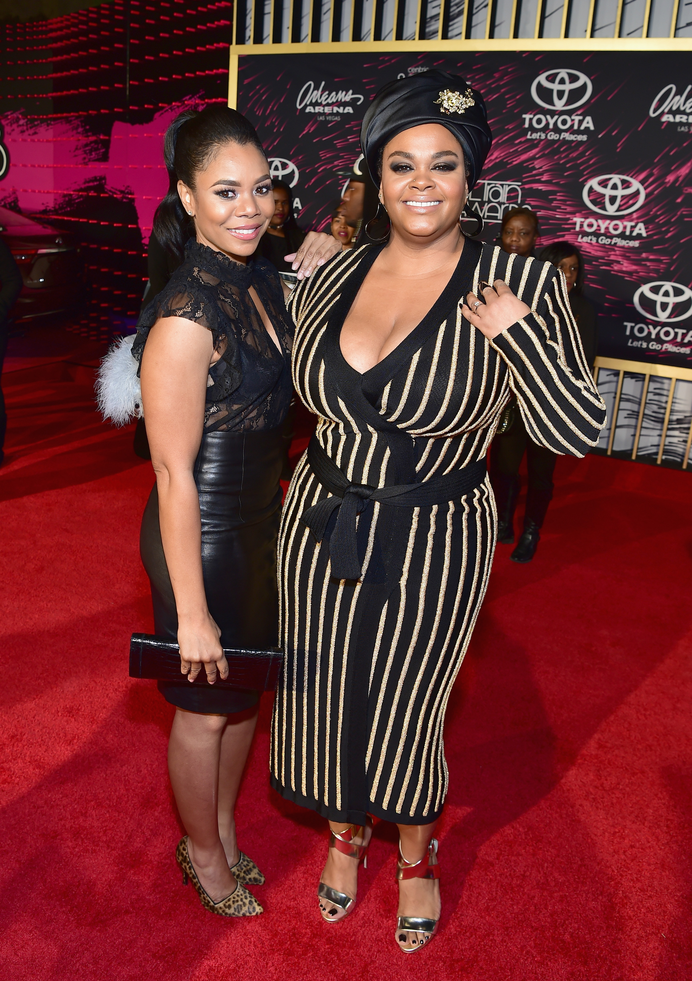2015 Soul Train Music Awards - Red Carpet Rundown: Presented By Toyota