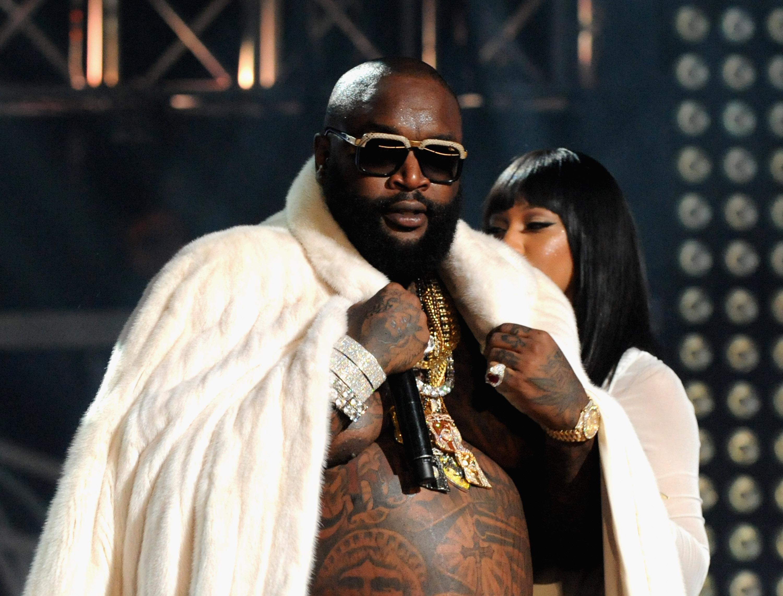 BET Hip Hop Awards 2012 - Audience and Show
