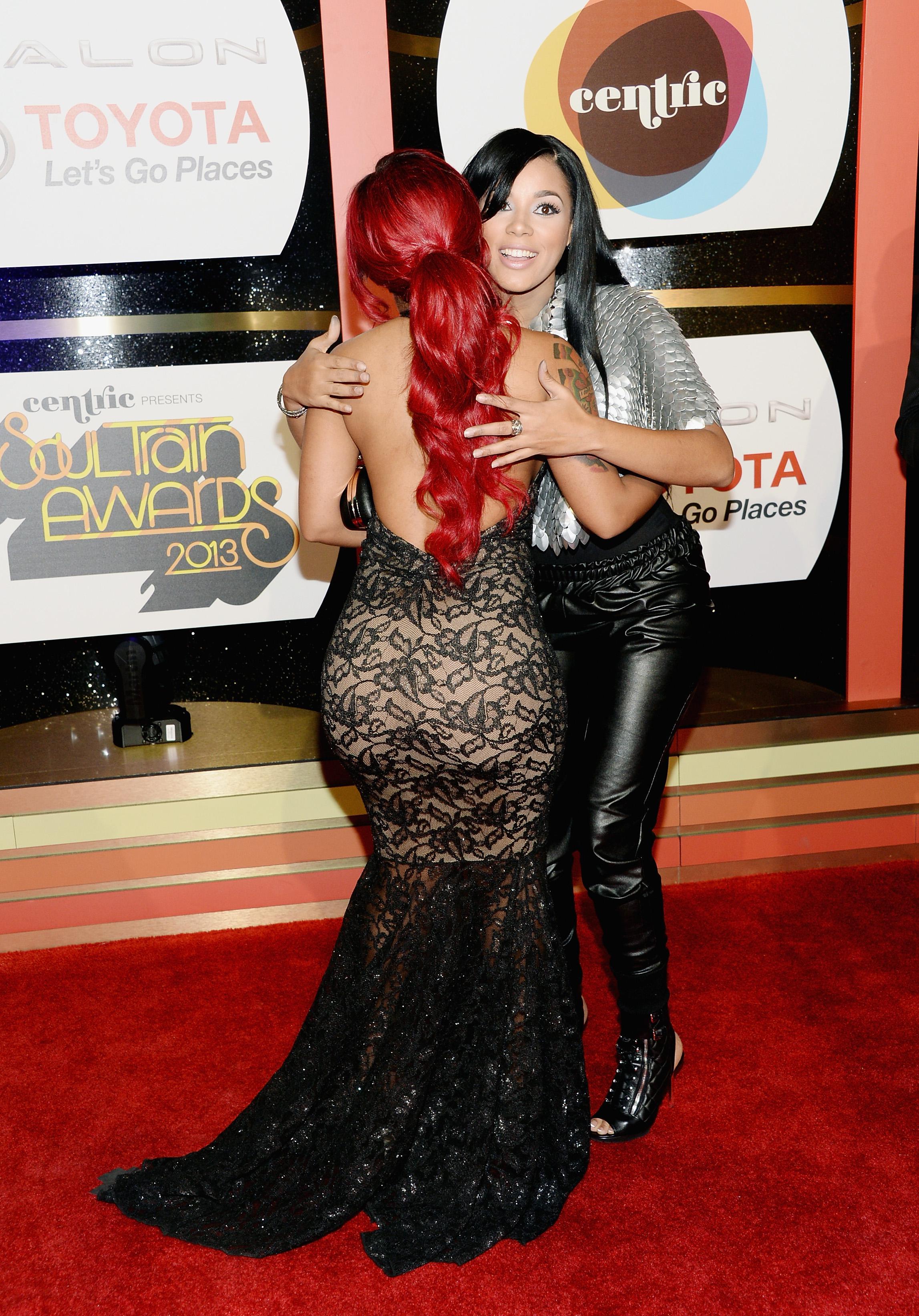 Soul Train Awards 2013 - Arrivals