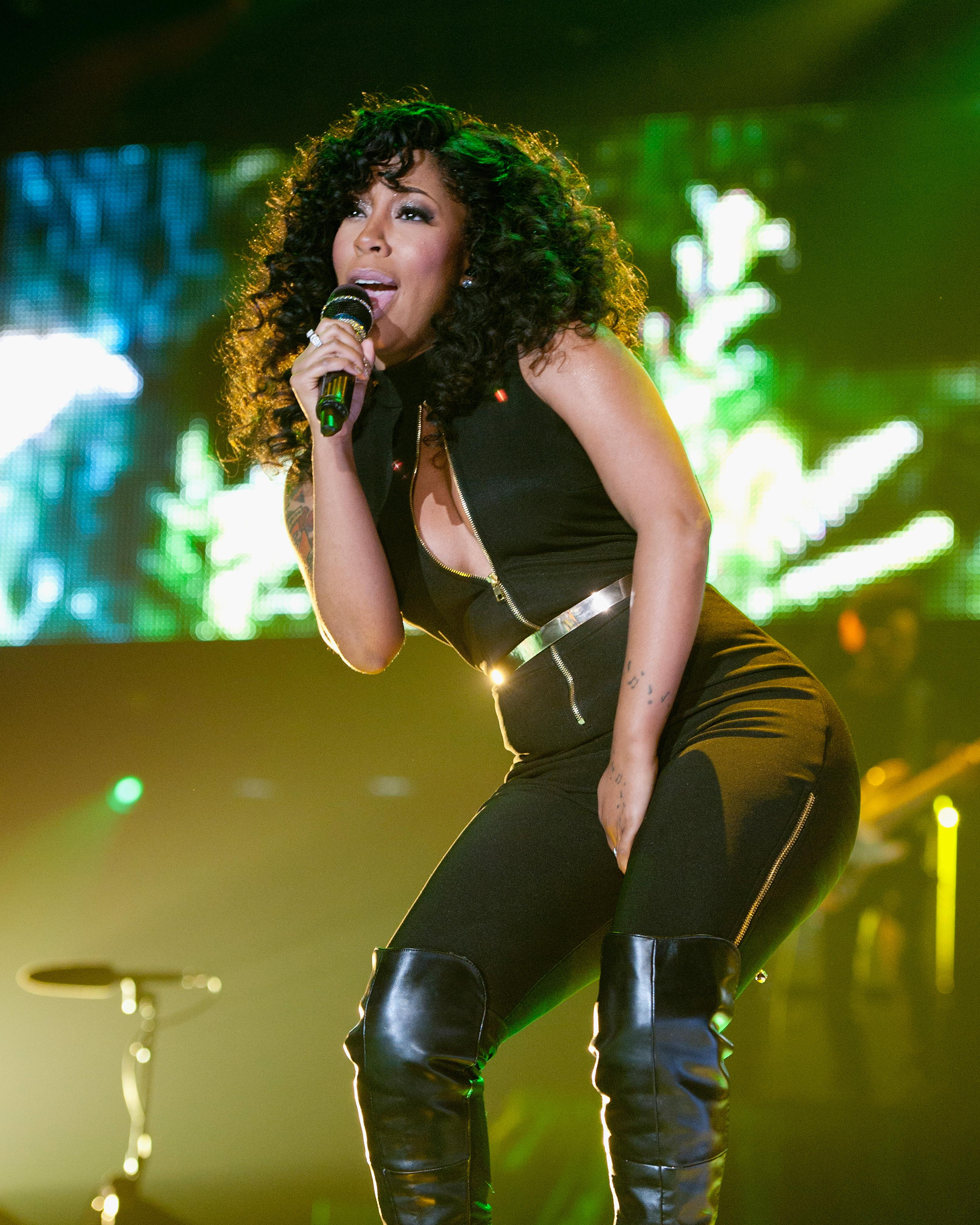 2014 Essence Music Festival - Day 1