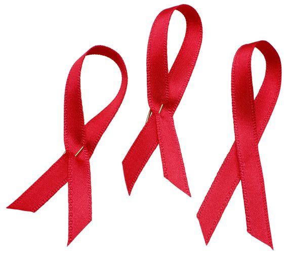AIDS awareness ribbons