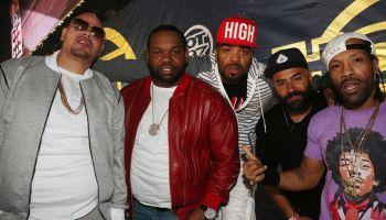 Fat Joe, Raekwon, Method Man, Ebro, Red Man - 2015 Hot 97 Summer Jam