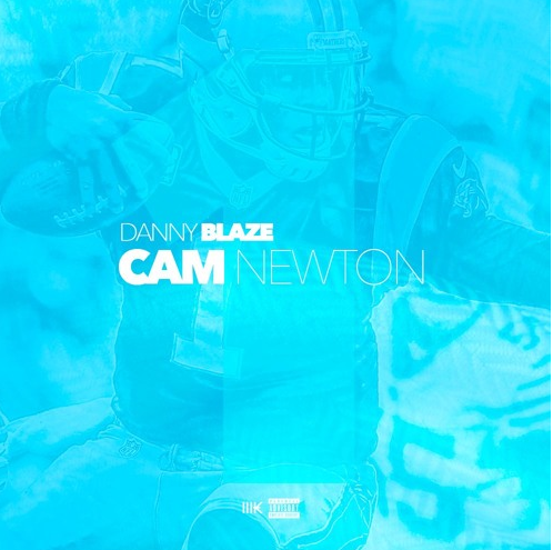 Cam Newton Cover