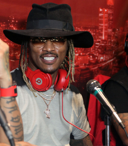 "Future is a fan of Shakespeare. He's said, """"When I went to school, I would read Shakespeare and just fell in love with how he mixed his words. I started playing around and writing poems, reading poems."""