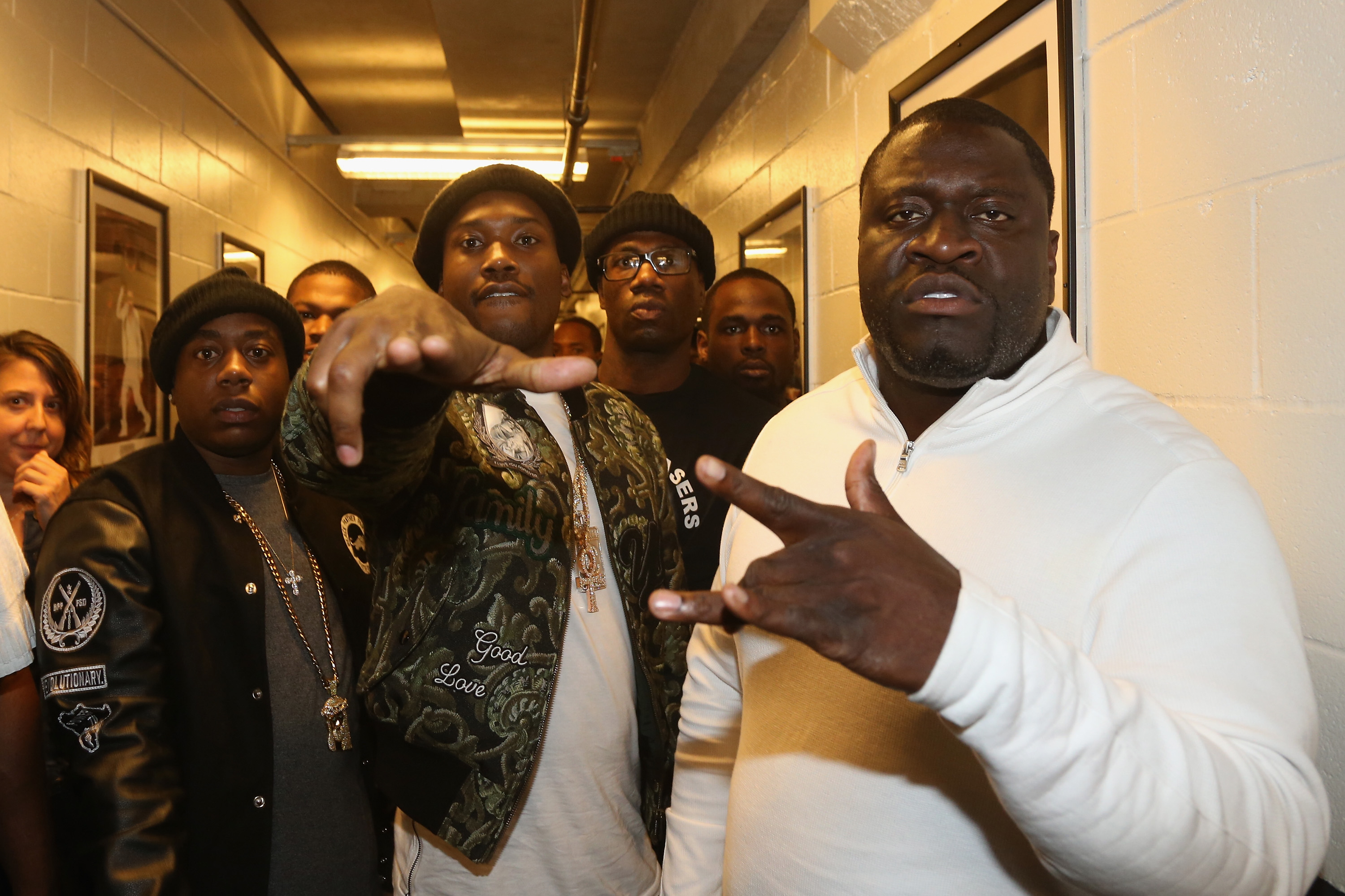 Power 105.1's Powerhouse 2015 - Backstage