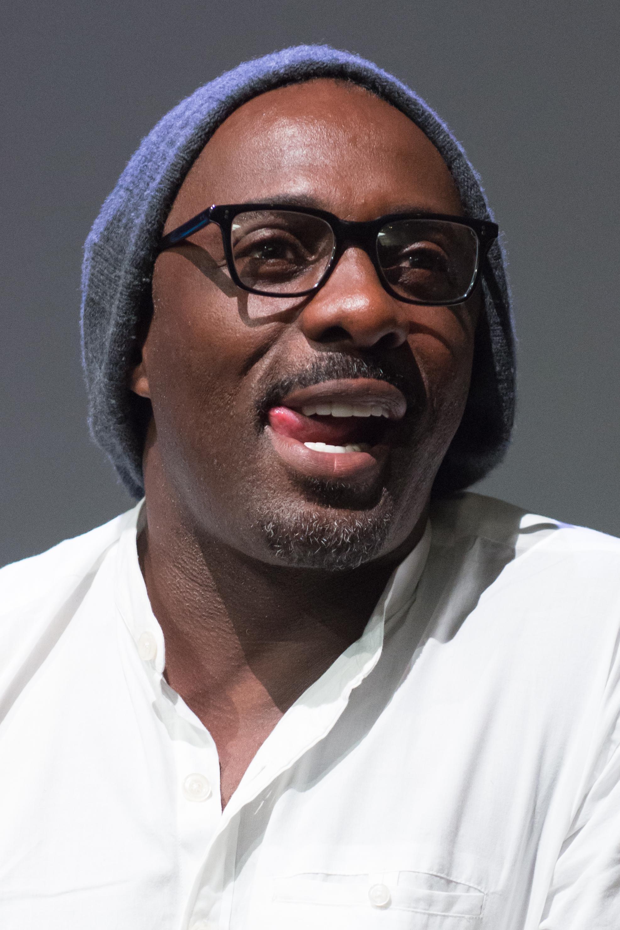 Apple Store Soho Presents: Meet The Actor - Idris Elba 'Pacific Rim'