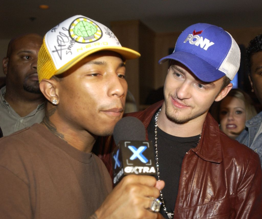 2003 Billboard After-Party at the Hard Rock Hotel