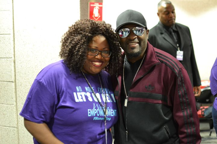 Mir.I.am and Johnny Gill