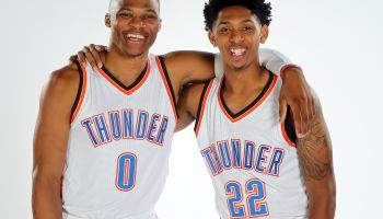 2015 Oklahoma City Thunder Media Day