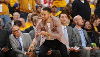 Houston Rockets v Golden State Warriors- Game Five