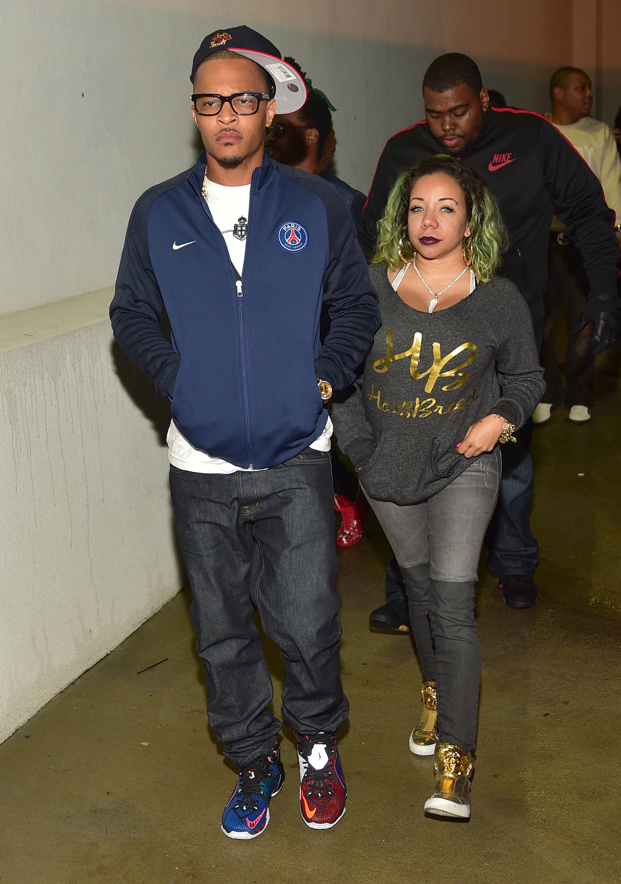 A Birthday Celebration For: T.I. At Compound