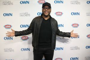 OWN Press Event With Tyler Perry