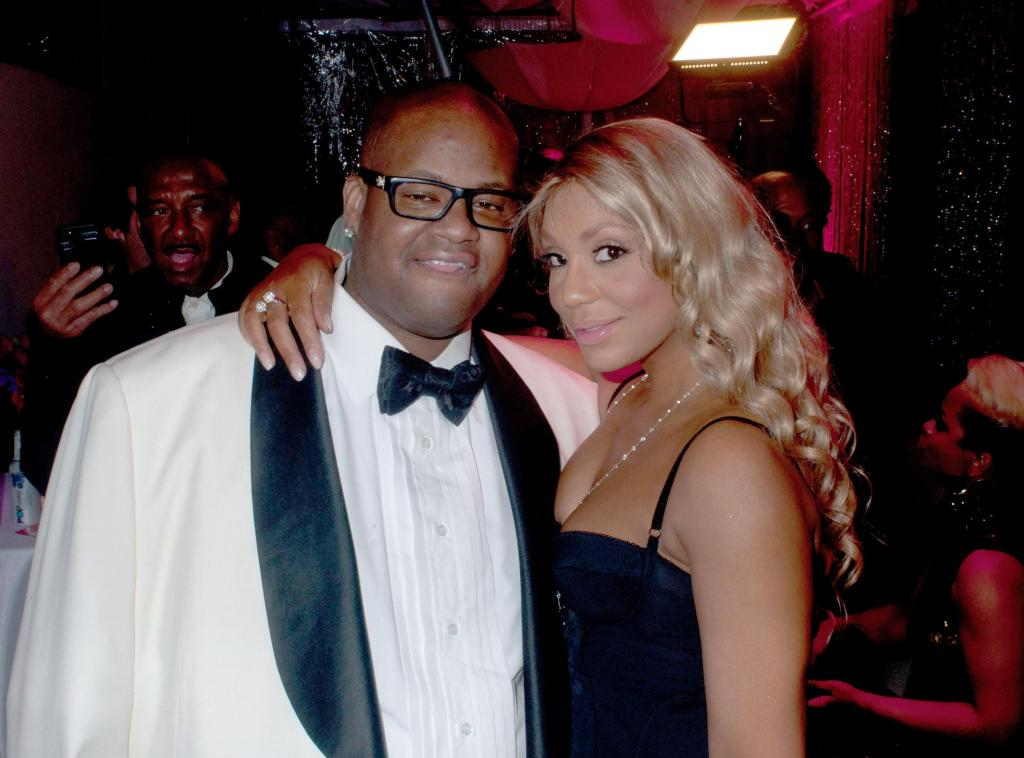 Vincent Herbert And Tamar Braxton Host A Night To Celebrate Tamar's GRAMMY Nominations