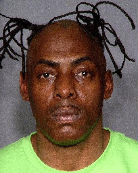 Coolio Booking Photo