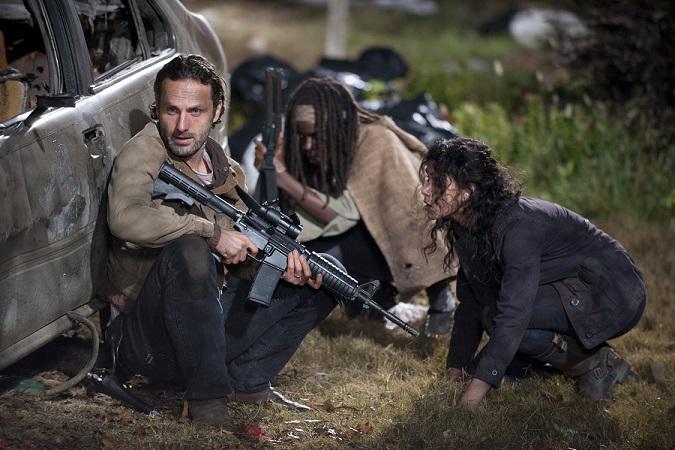 10 The Walking Dead
