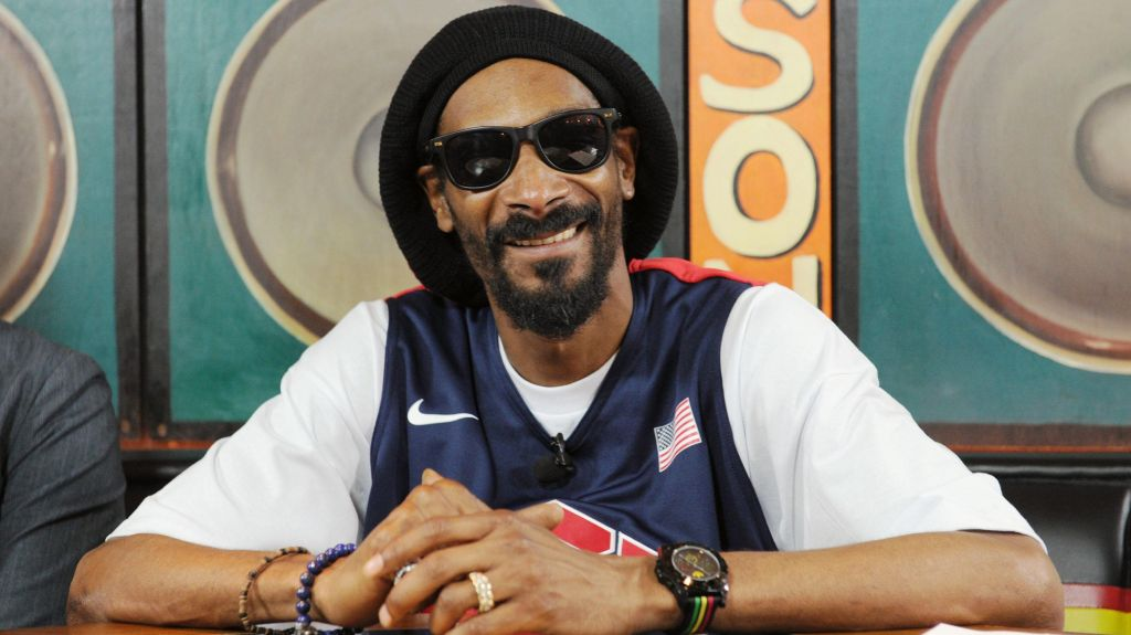 Snoop Lion Special 'Reincarnation' Record Release Event