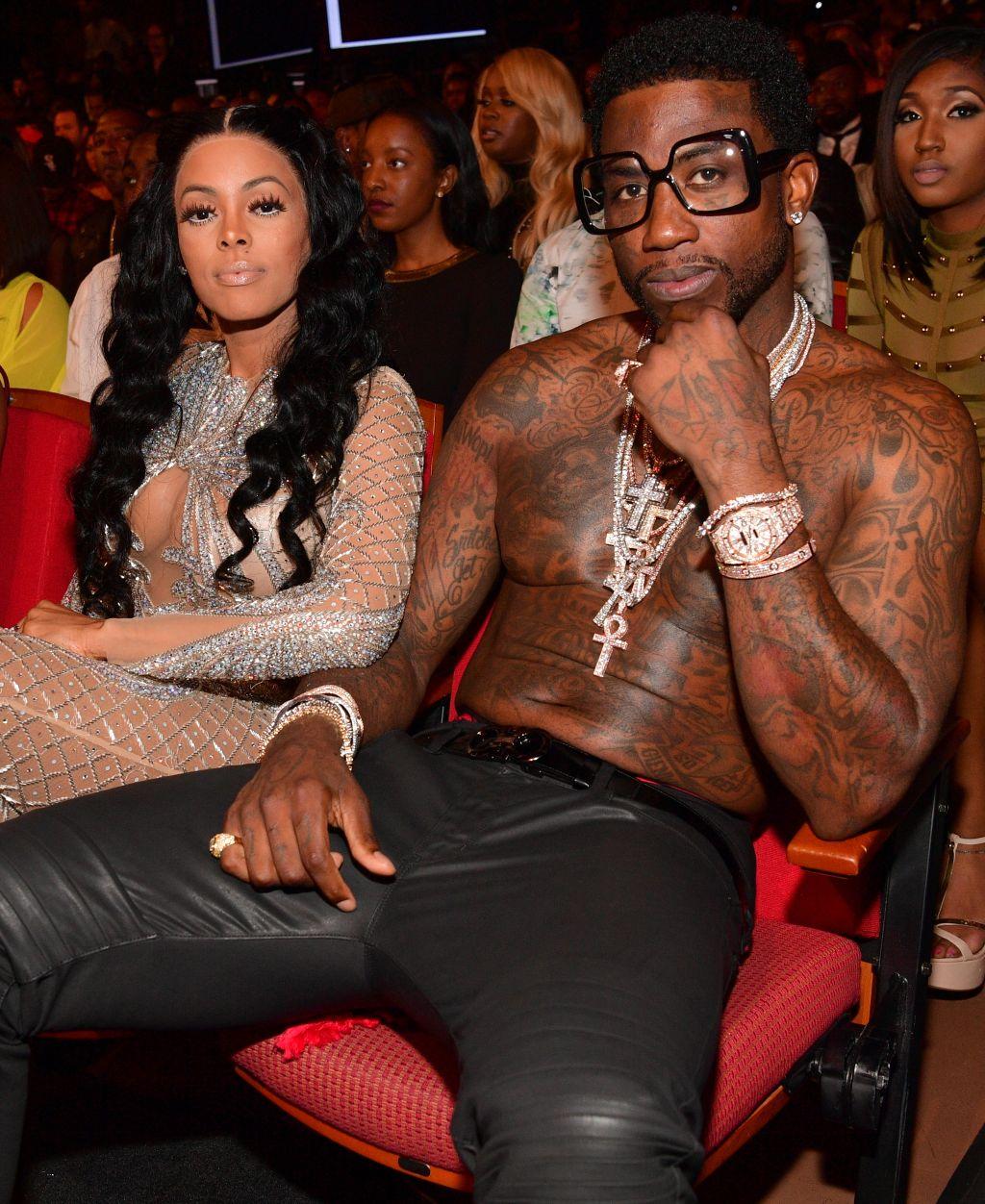 She Said Yes! Gucci Mane Proposes To Keyshia Ka'oir With A