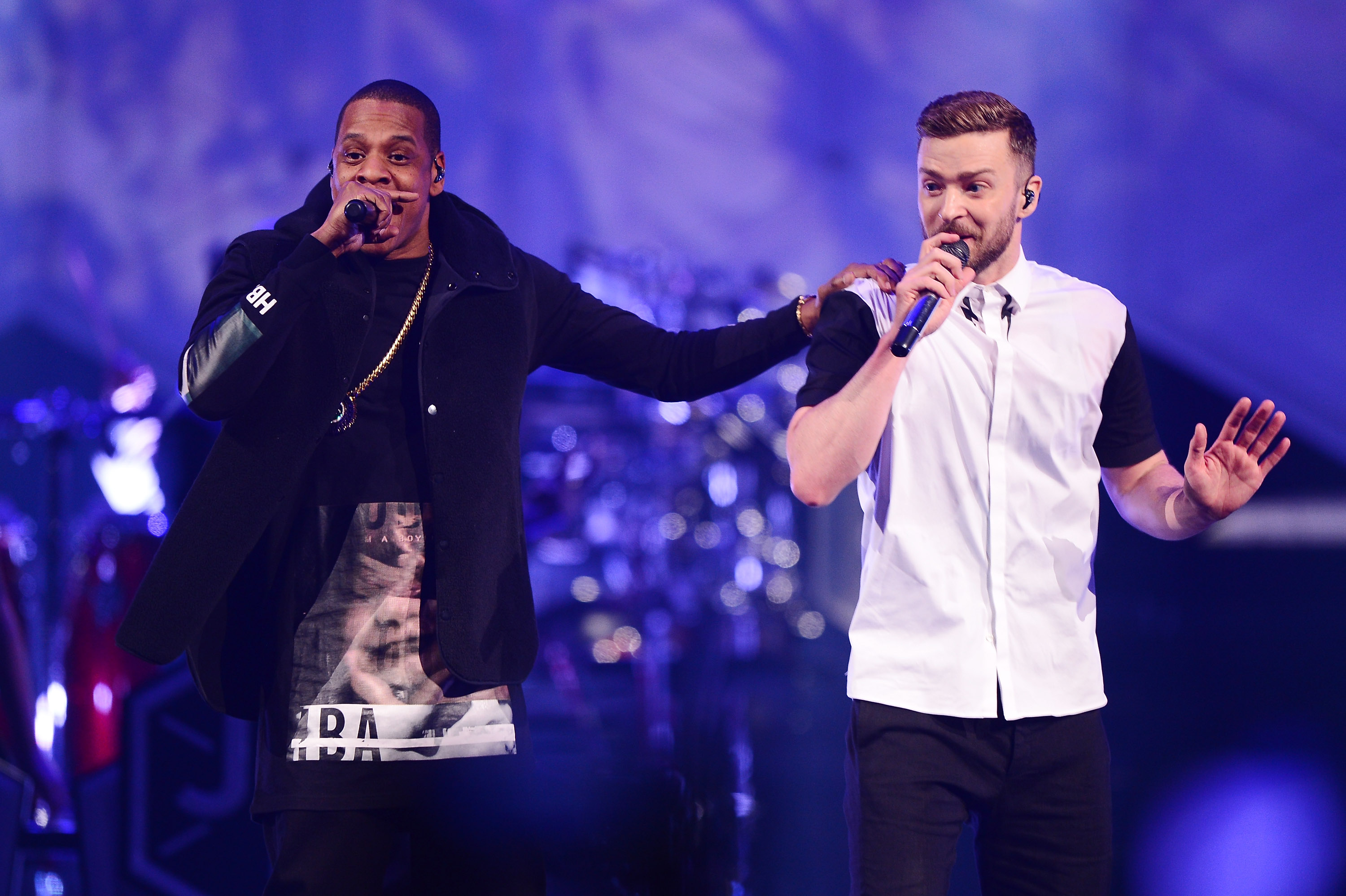 Justin Timberlake In Concert - Brooklyn, NY