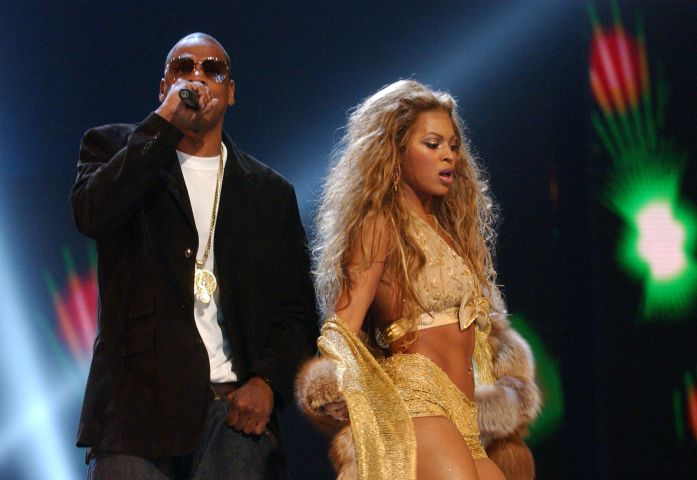 2003 MTV Video Music Awards - Show