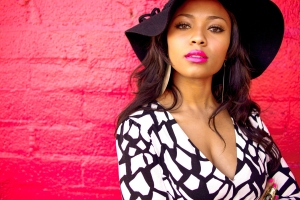 Teairra Mari Portrait Session