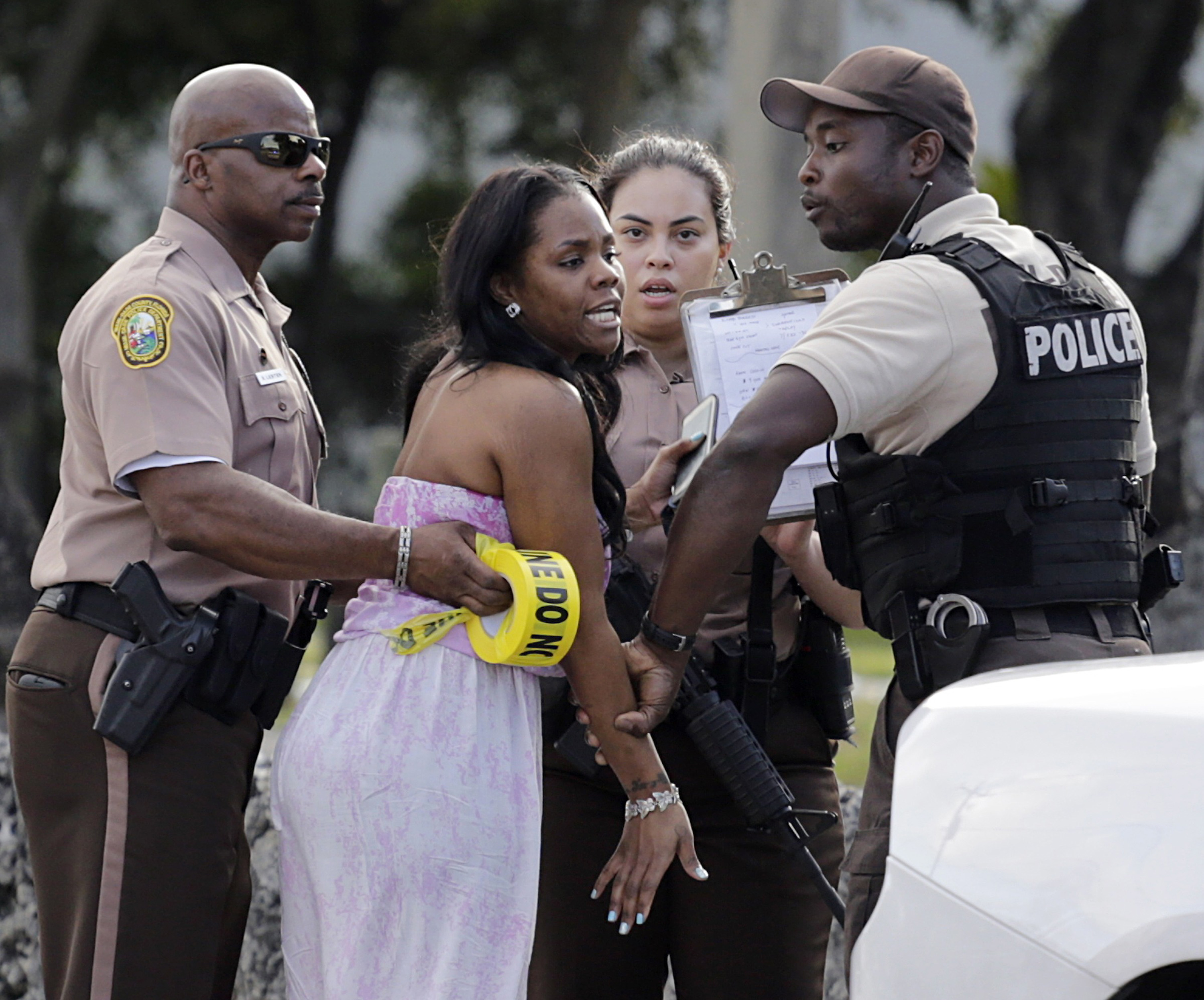 8 people shot during MLK Day celebration at Miami park
