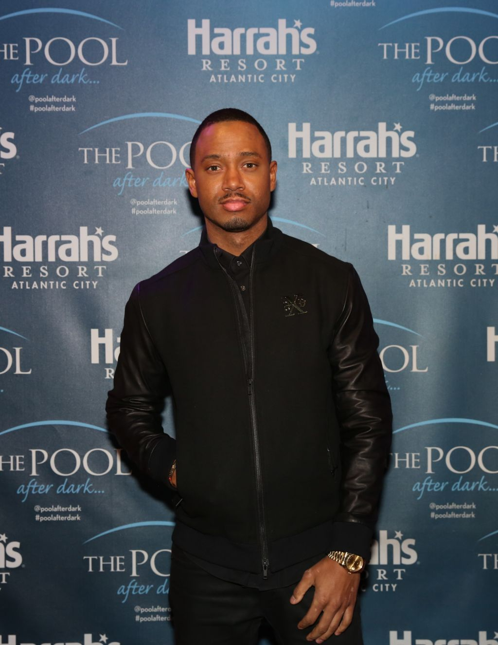 Terrance J Hosting at The Pool After Dark