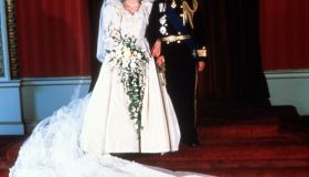 Prince Charles And Lady Diana'S Wedding In 1981