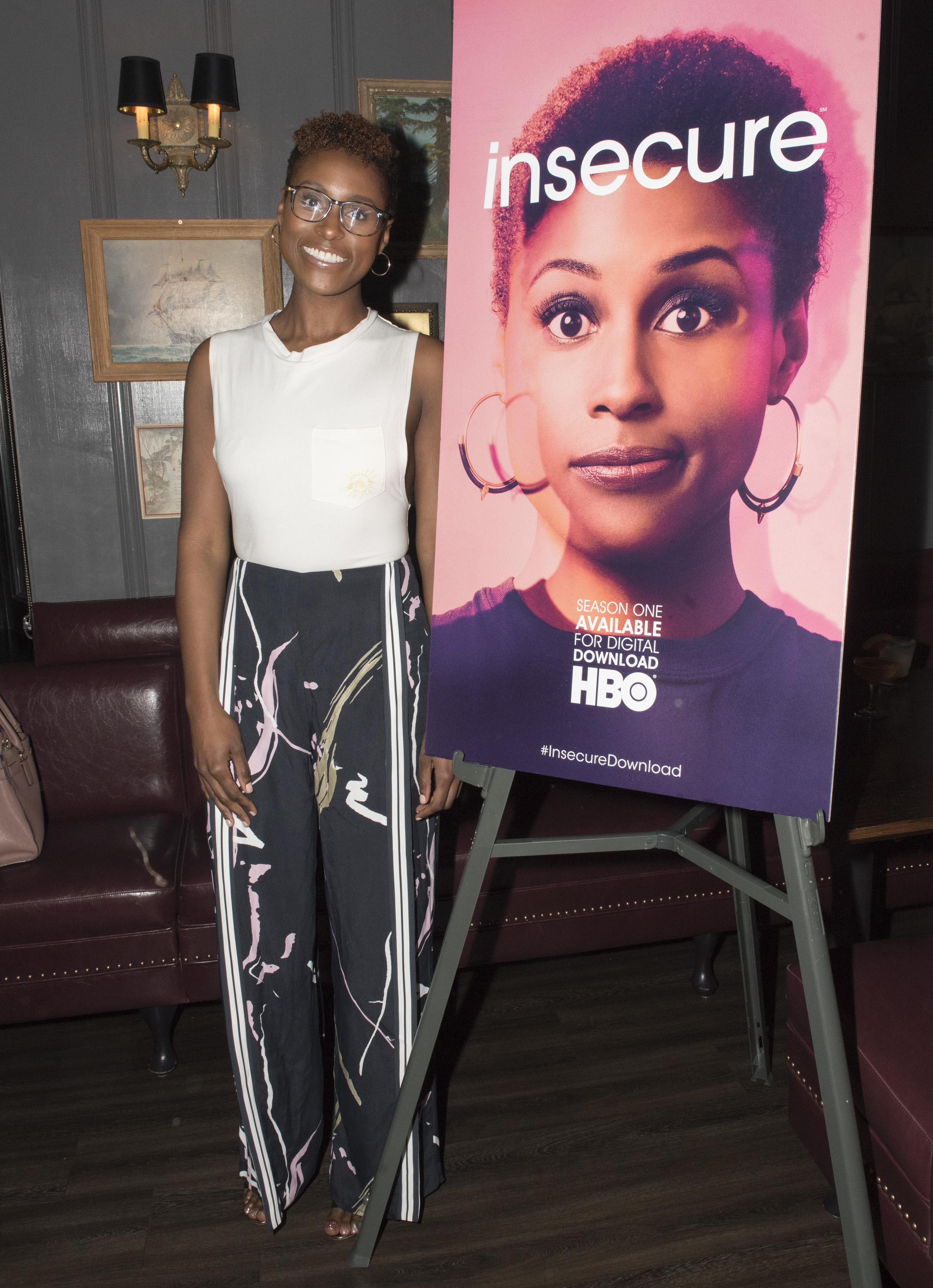 Issa Rae Celebrates The Release Of HBO's 'Insecure' Soundtrack
